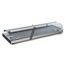 DRY HOT SHOWCASE  VCA 120-P