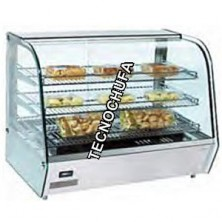 HOT DISPLAY CABINET DESKTOP VECS160
