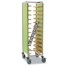 SIMPLE CAFETERIA TROLLEY CCAFB106X