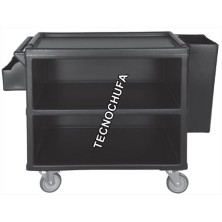 CSK95-ECO SERVICE TROLLEY WITH ACCESSORIES