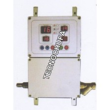 CED-136 LITER COUNTER (ELECTRONIC WITH TEMPERATURE SENSOR)