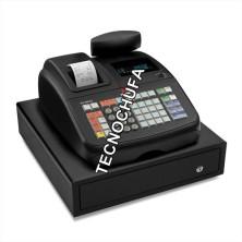 CAJA REGISTRADORA ECR6800LD NEGRA