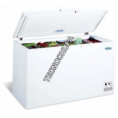 LID CHEST FREEZER HF400-AL - ENVIO GRATIS