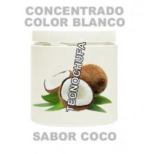 CONCENTRADO DE COLOR BLANCO Y SABOR COCO PARA ALGODON DULCE