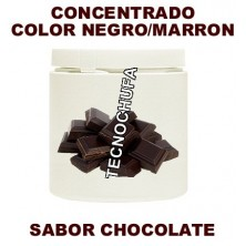 CONCENTRADO DE COLOR NEGRO O MARRON Y SABOR CHOCOLATE PARA ALGODON DULCE