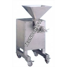 PRESS FOR TIGER NUTS PR-100 STAINLESS STEEL