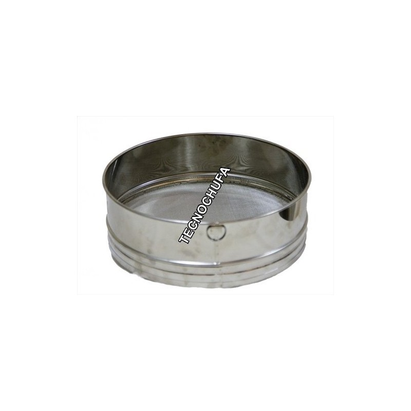 STAINLESS STEEL MANUAL FLOUR SIFTER