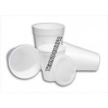 BOX 1000 FOAM POREX CUPS 240 CC