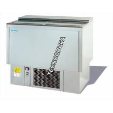BOTELLERO PROFESIONAL EFP 1000 II INOX - 2 PUERTAS - ENVIO GRATIS