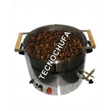 CHESTNUT ROASTER PROFESSIONAL GAS WITH ELECTRIC MIXER