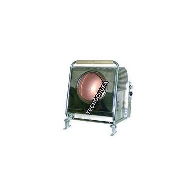 PRALINE ROASTER MACHINE TECNO INOX - 12 LITERS/HOUR