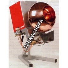 PRALINE ROASTER MACHINE TECNO 350 - 24 LITERS/HOUR