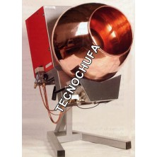 PRALINE ROASTER MACHINE TECNO 450 - 60 LITERS/HOUR