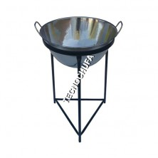 SUPPORT FOR MIXING DEPOSIT IRON