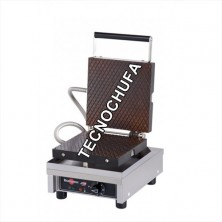 PROFESSIONAL MACHINE FOR MAKING WAFERS WITH FORMING CONE