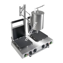 PROFESSIONAL WAFER MACHINE S-DOUBLE