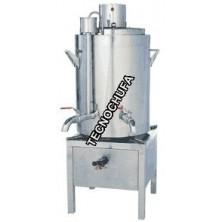 CHOCOLATIER CHOCOTEC 14RG (WITH ENGINE AND GAS OPERATION)