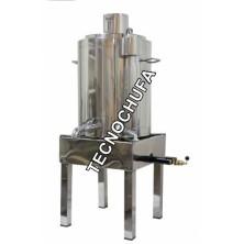 CHOCOLATIER CHOCOTEC 80RG (WITH ENGINE AND GAS OPERATION)