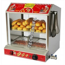 MAQUINA DE HOT DOG TECNO STEAMER ECO