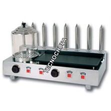 MAQUINA DE HOT DOG MP8