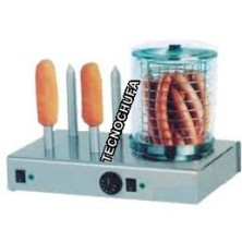 MAQUINA DE HOT DOG HD-4