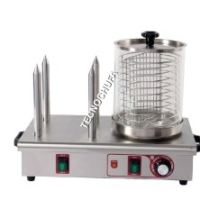 MAQUINA DE HOT DOG MHD-4