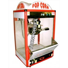 POPCORN MACHINE TECNOPOP 10 OZ-T - MINIJOLLYLUX