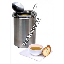 SOUP KETTLE SOUPERCAN STAINLES STEEL