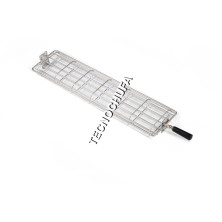 OPEN CHICKEN CAGE FOR GRILL JPA-ECO