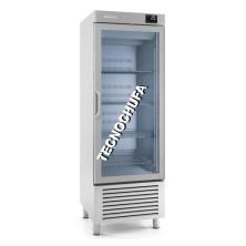 FREEZING CABINET AC.INOX AN 501 BTCR (GLASS DOOR)
