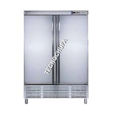 FREEZING CABINET AC.INOX ACS-1202