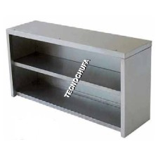 STAINLESS WALL CABINET WITH SLIDING DOOR APA-412