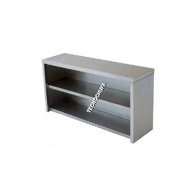 STAINLESS WALL CABINET WITH SLIDING DOOR APA-414