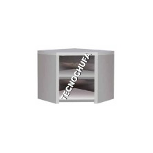 STAINLESS STEEL WALL CABINET FOR CORNER APAR-808