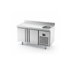 LOW COUNTER WITH SINK BMPPF-1500 II