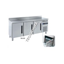 LOW-COUNTER REFRIGERATOR TRS-200