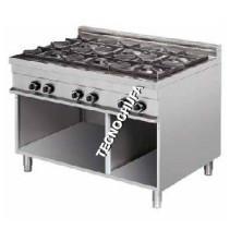 ECO-906 SERIES GAS COOKER ON CABINET