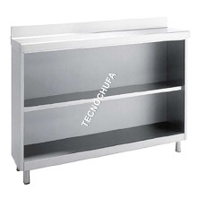 STAINLESS STEEL COUNTERBAR TABLE. CB-35150