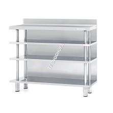 INOX COUNTERBAR TABLE MC-30150