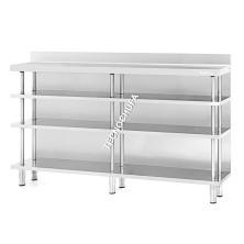 INOX COUNTERBAR TABLE MC-60100