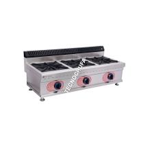 GAS COOKER MODEL CG-3 (3 FIRE)