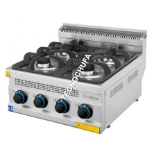 DESKTOP GAS COOKER MODEL CGS-4 (4 FIRE)