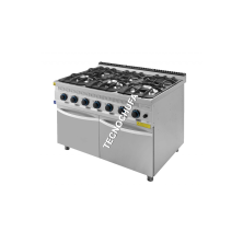 GAS COOKERS WITH CGM-120 (6 FIRES)