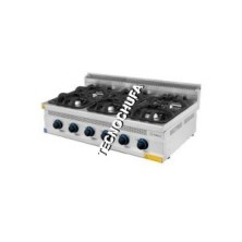 DESKTOP GAS COOKER MODEL CGS-6 (6 FIRE)