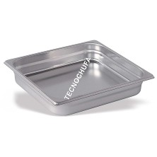 GASTRONORM TRAY 2/1 - 650 X 530 X 150 MM