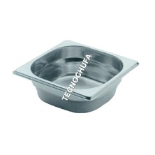 GASTRONORM TRAY 1/6 - 162 X 176 X 200 MM