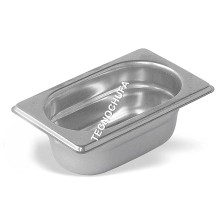 GASTRONORM TRAY 1/9 - 108 X 176 X 100 MM