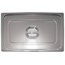 LID FOR 1/6 GASTRONORM TRAY - 176 X 162 MM