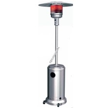 HEATING STOVE FOR TERRACE ECT13-INOX (GAS)