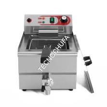 ELECTRIC FRYER EF12-FEG (SINGLE BODY - 4,5 KW)